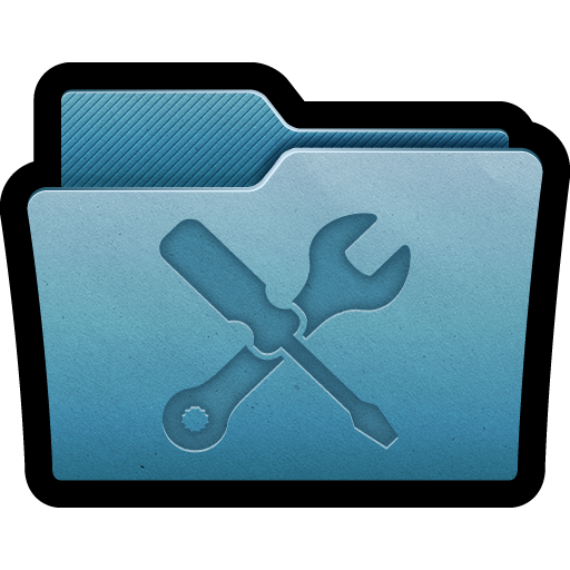 16 Cool Mac Utilities Folder Icon Images