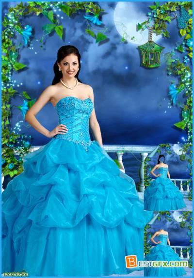 Dress Photo Studio Background PSD