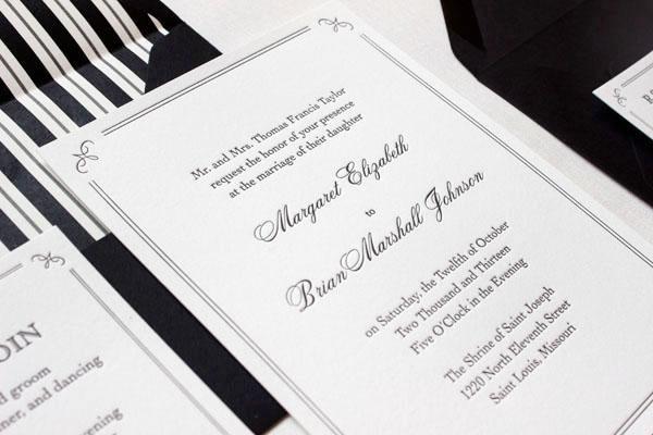 9 Elegant Fonts For Wedding Invitations Images Elegant