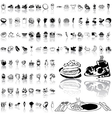 Food Icon Vector Free Download