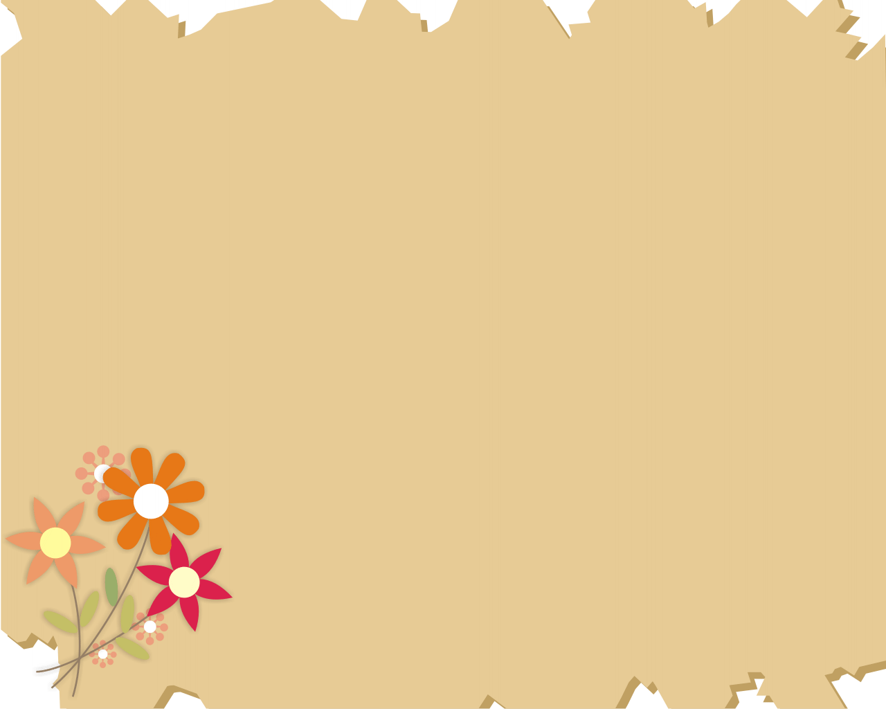 Free Flower PowerPoint Clip Art