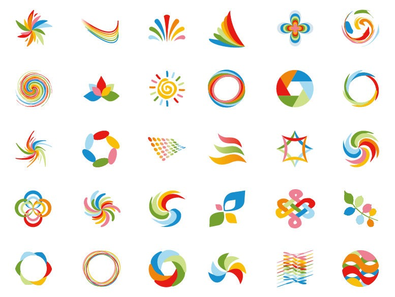 20 Free Vector Graphic Symbol Design Images