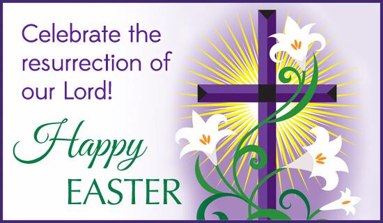 Free Happy Easter Religious