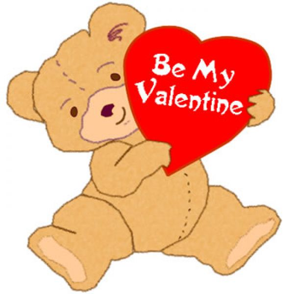 Free Valentine Day Hearts Clip Art