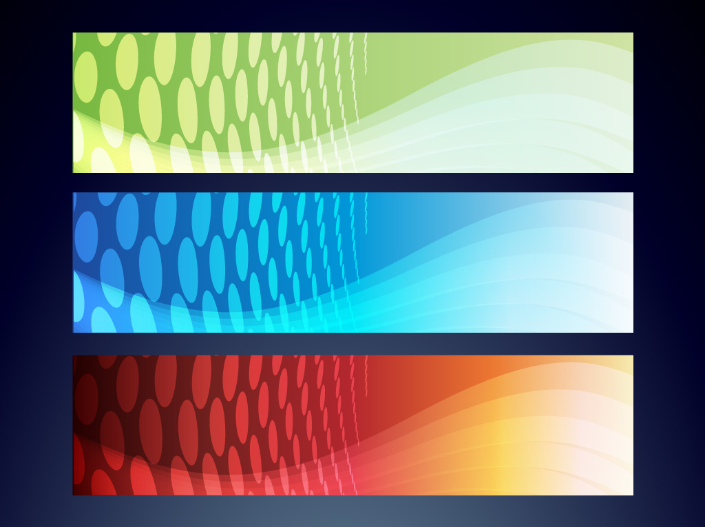 17 Vector Banner Background Images