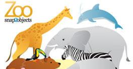 Free Zoo Animal Vector Graphics
