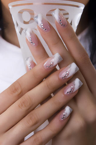 16 Best Acrylic Nail Designs Images Cute Valentine S Day Acrylic