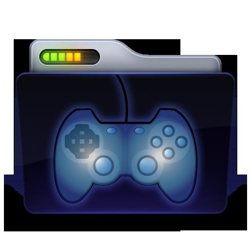 Game Folder Icon