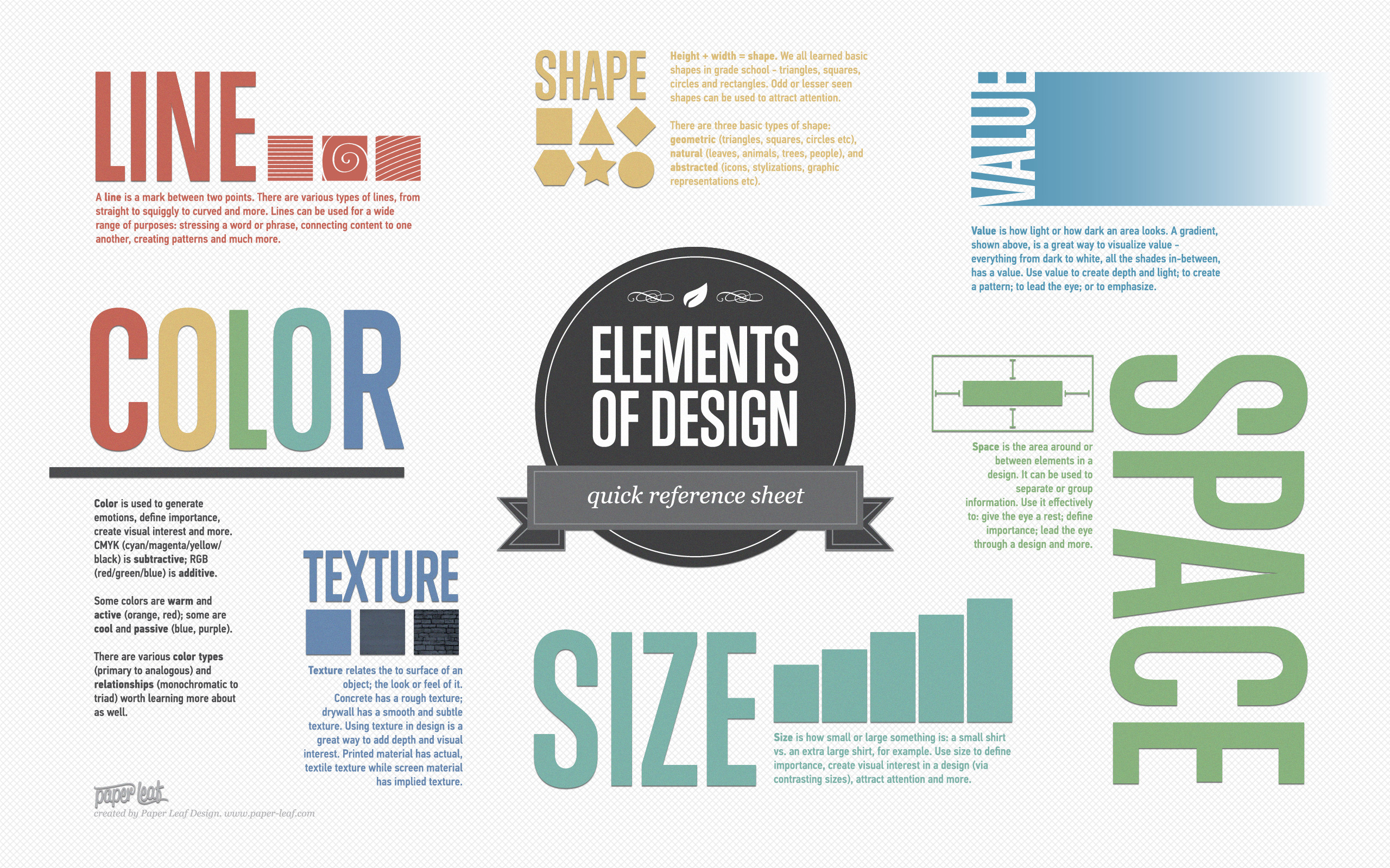 19 Good Elements Of Graphic Design Images