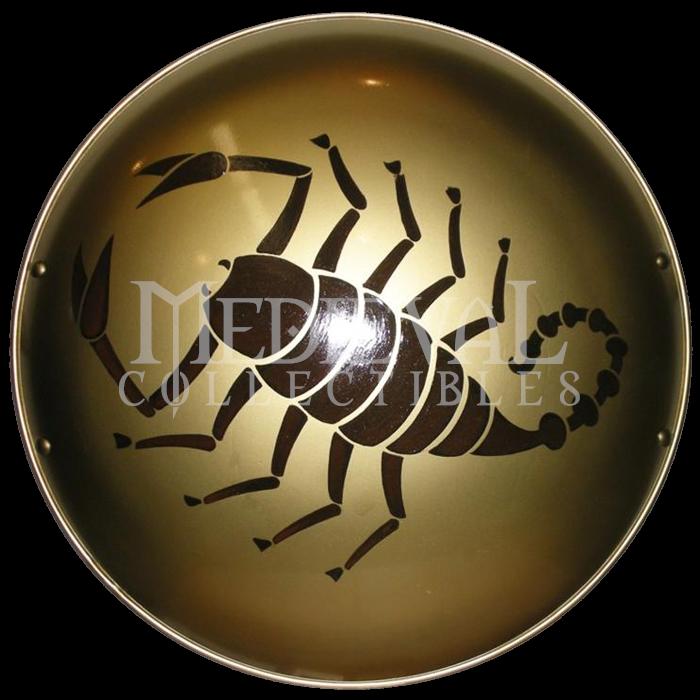 Greek Scorpion Shield