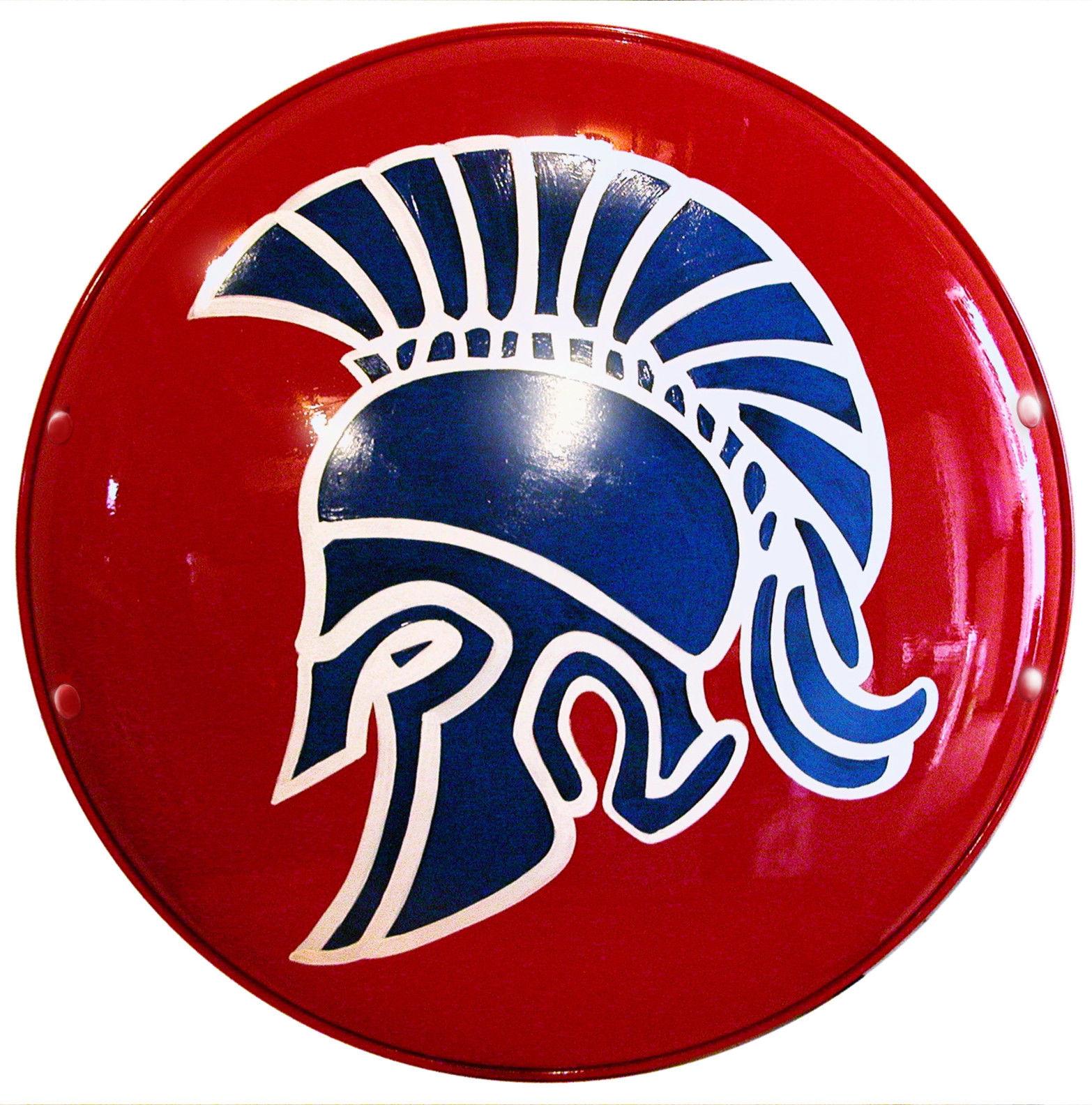 Greek Spartan Shield
