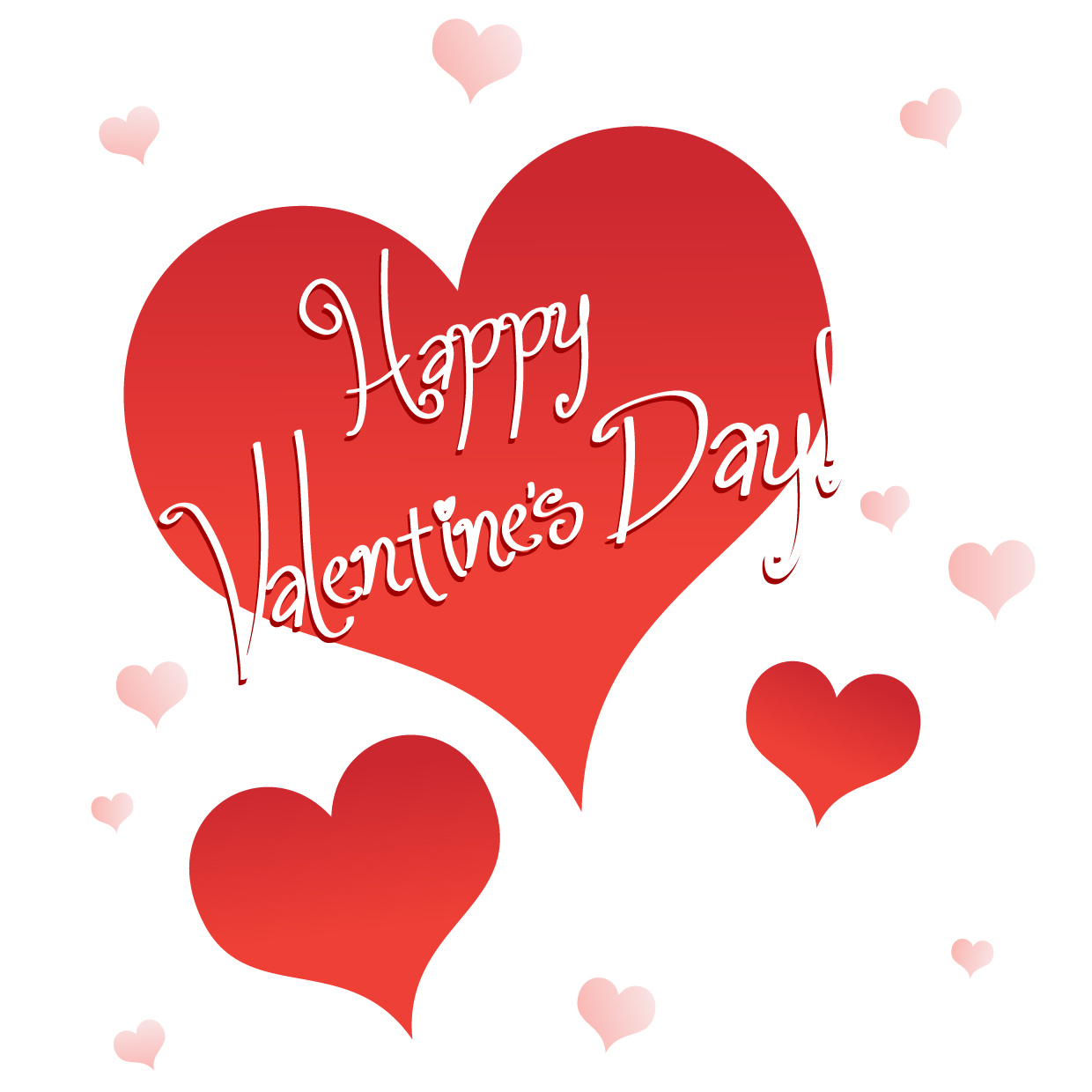 Happy Valentine Day Clip Art Free