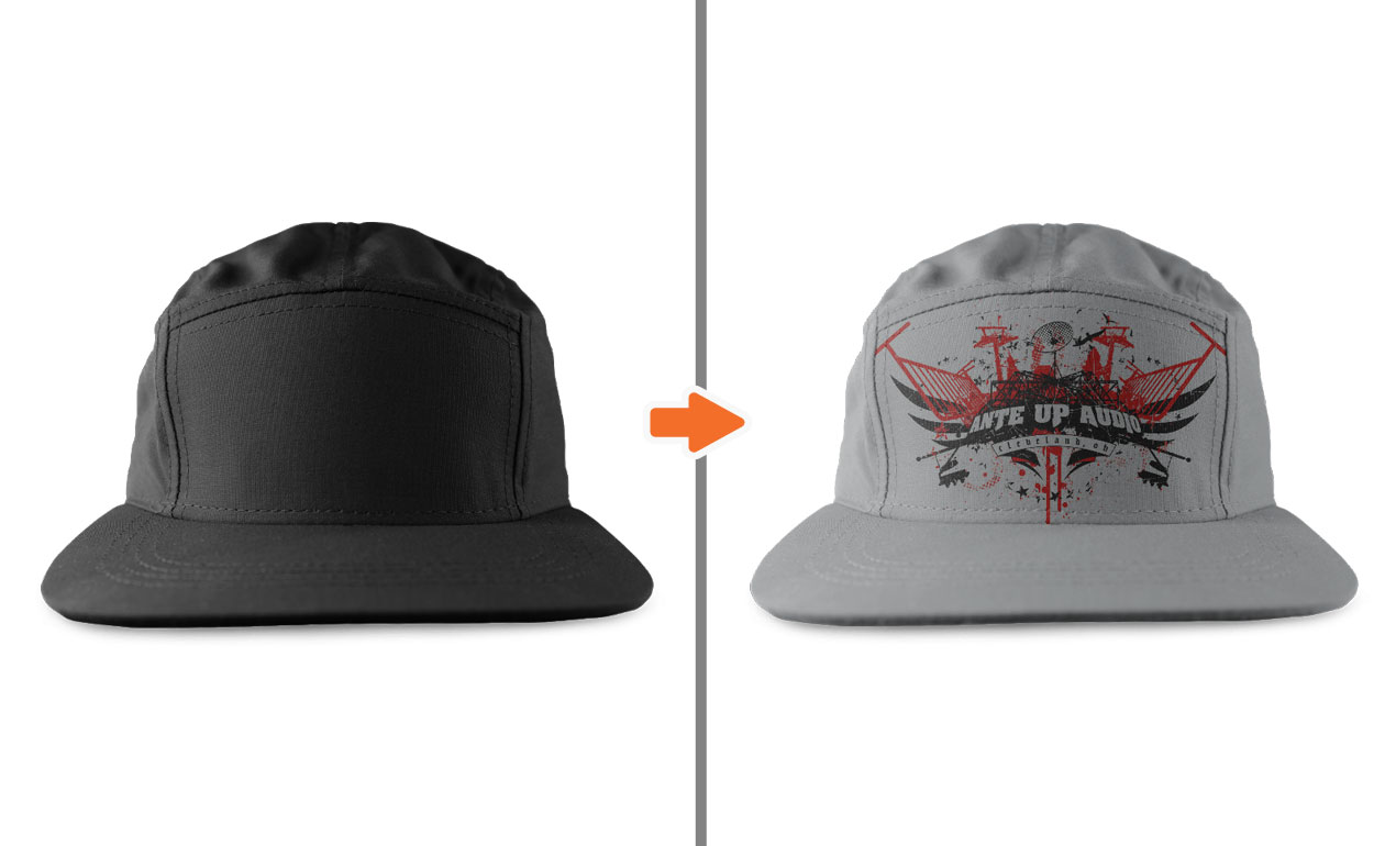 20 Hat Templates For Photoshop Images