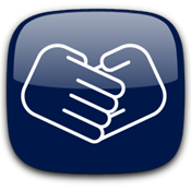 9 Helping Hand Icon Images