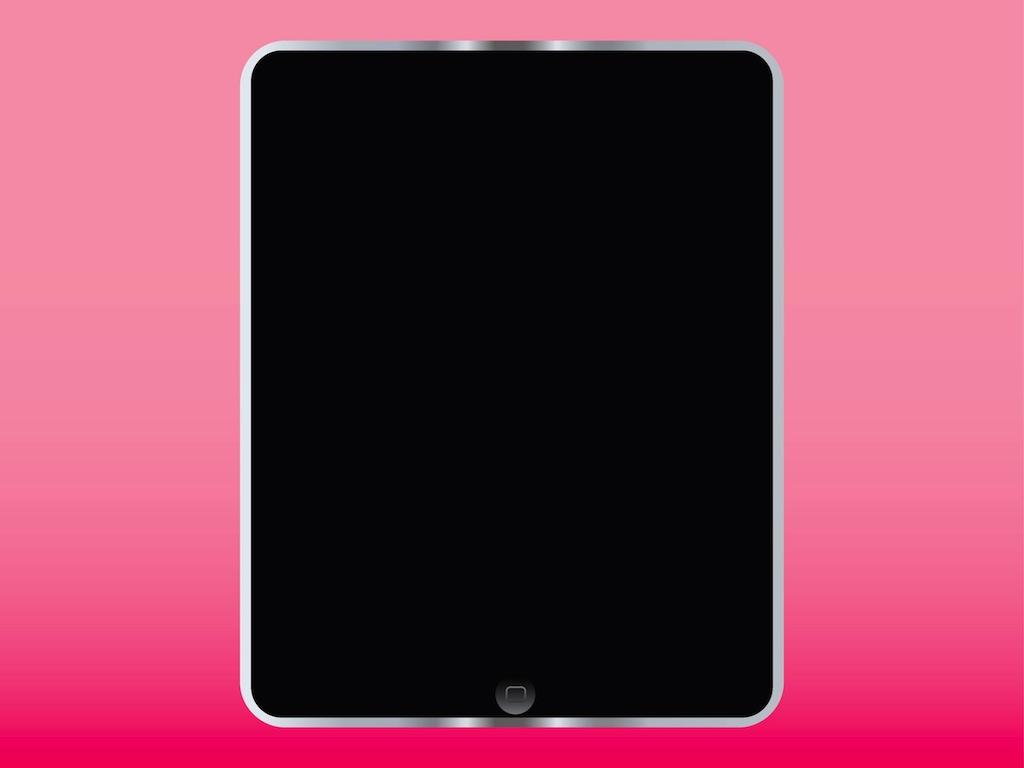 iPad Clip Art Graphics