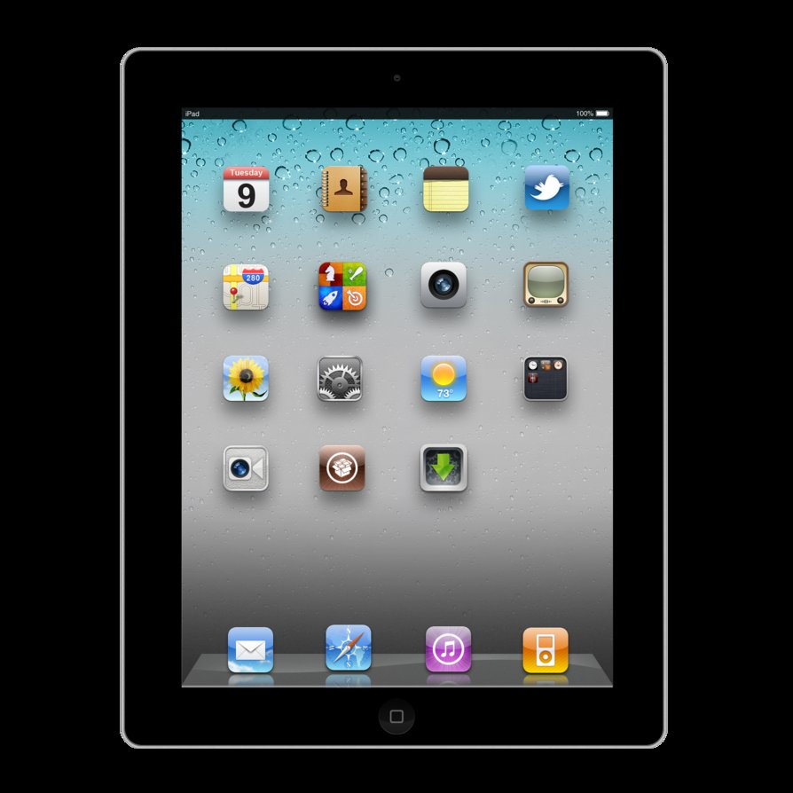 iPad Icon Template