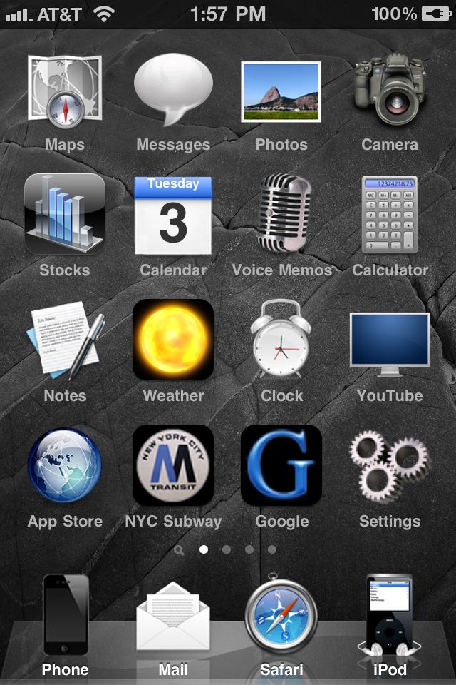 app icon on Tumblr