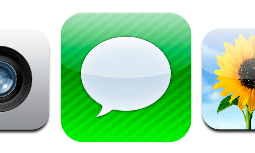 18 Text SMS IPhone App Icon Images - iPhone Text Message