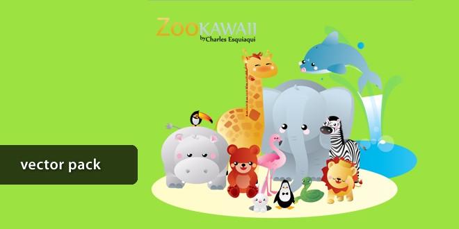Kawaii Animals Zoo