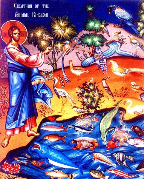 13 Animal Icon Orthodox Images