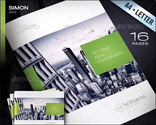 18 Free 4 Page Brochure Template Images Brochure Templates Free