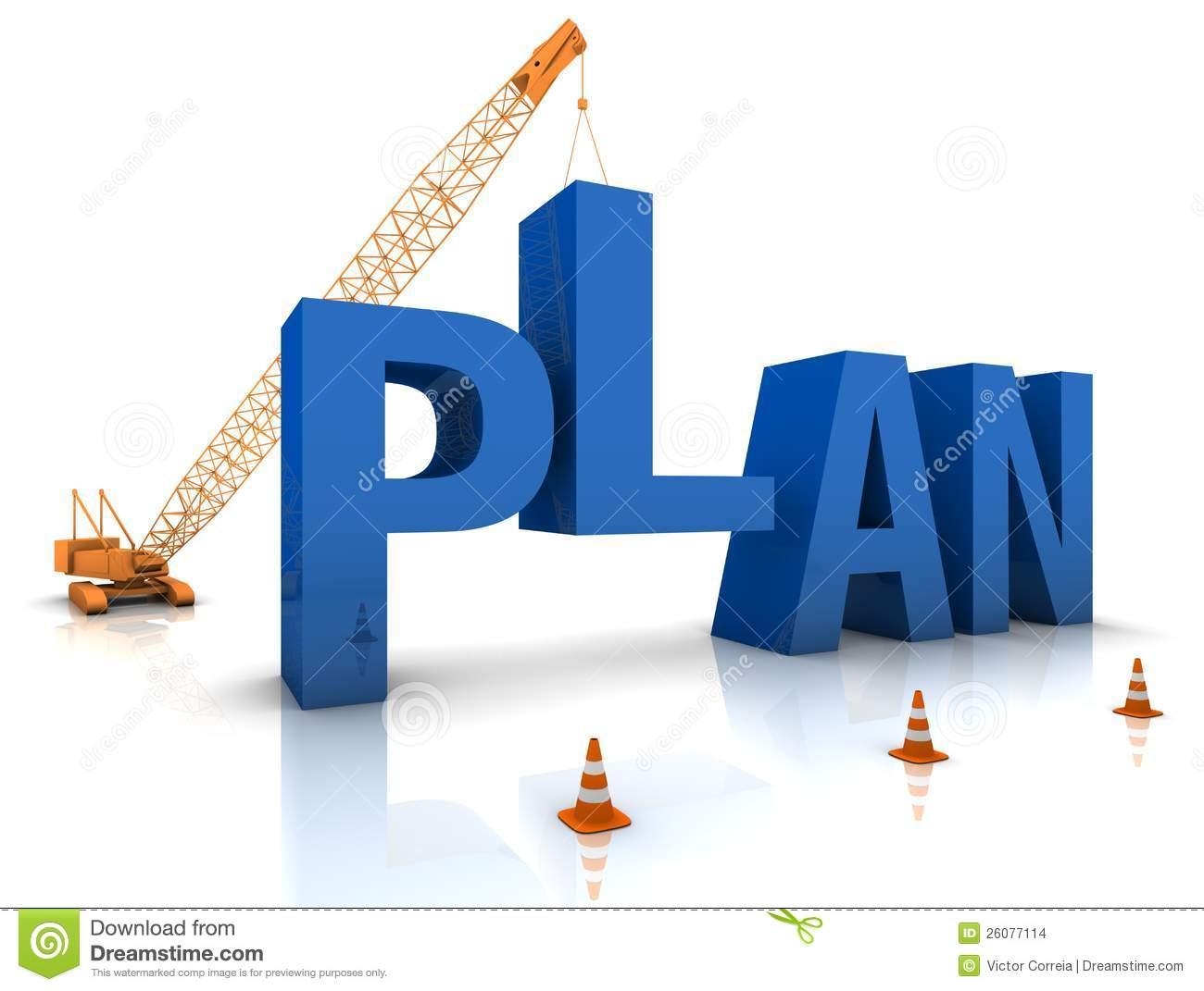 Planning Clip Art