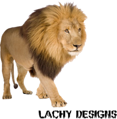 PSD a Lion with Crown Pic