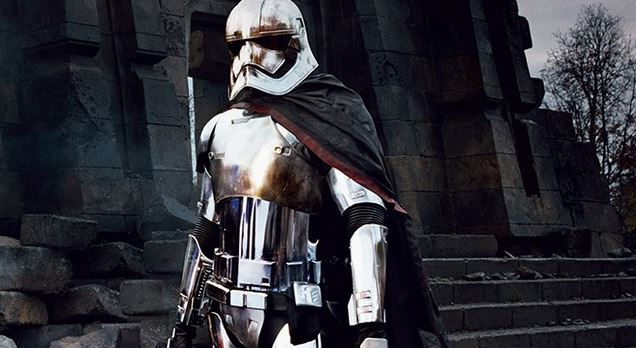 7 Captain Phasma Star Wars Icon Images