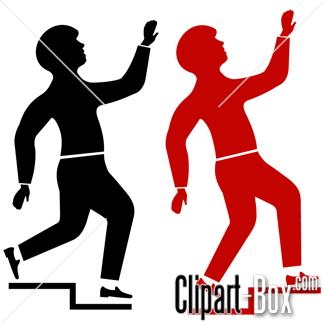 Walking Man Icon Vector