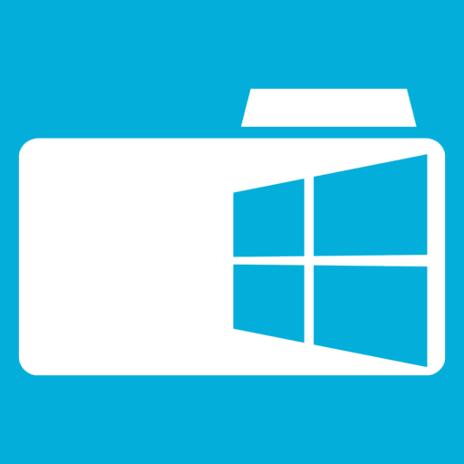 Windows 8 Folder Icons