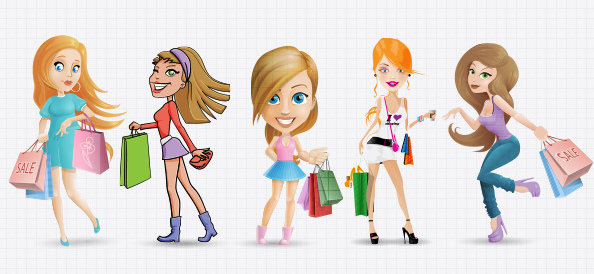 17 Woman Psd Free Images