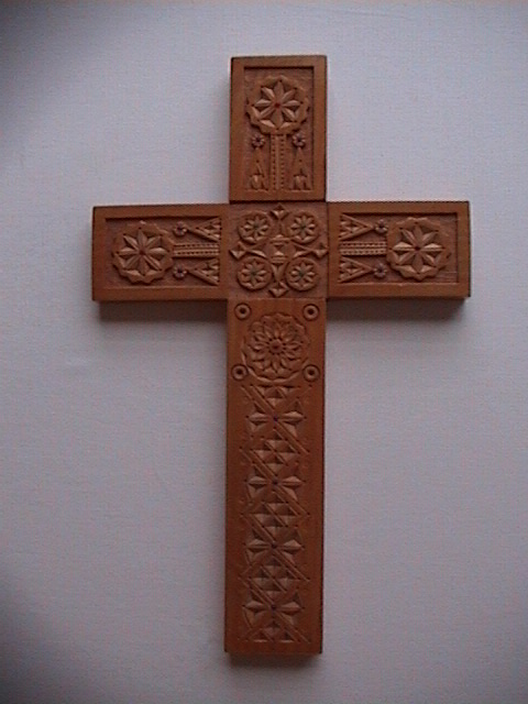 Wooden Cross Designs
