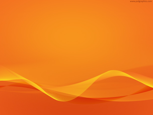 Yellow-Orange Background Design