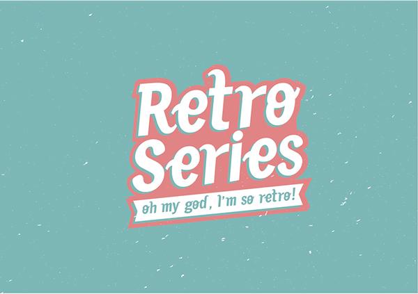 50s Retro Diner Fonts