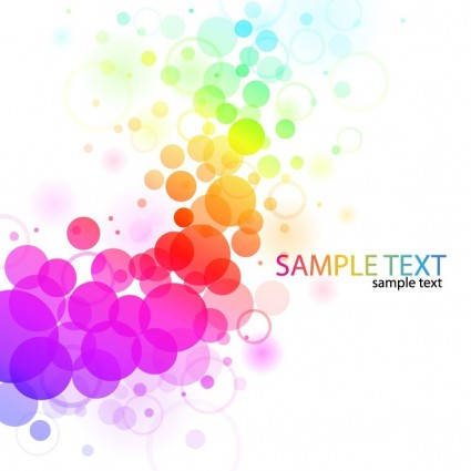 Abstract Colorful Vector