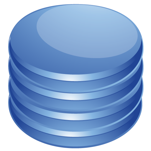 15 Database Icon Blue Images