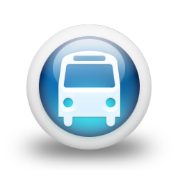 Bus Transportation Icon