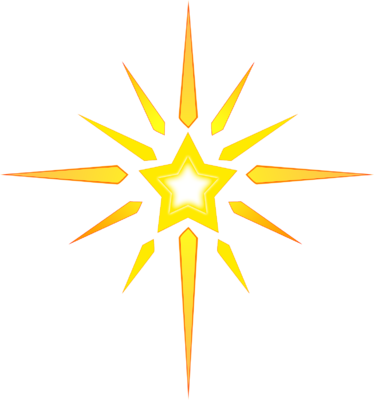 13 Christmas Star Graphics Images