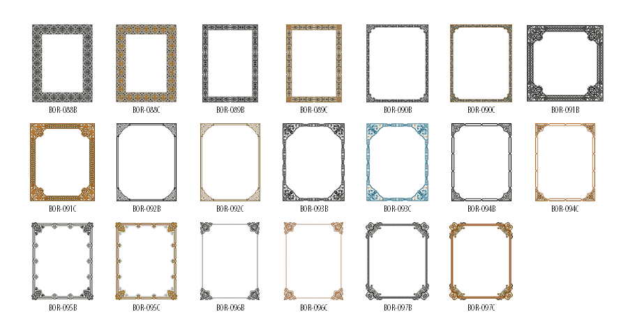 19 Download Free Vector Art Frame Images - Vector Borders and Frames ...