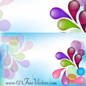 Colorful Abstract Vector Art