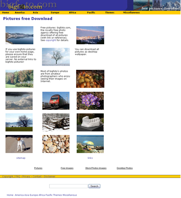 Completely Free Stock Photo Websites