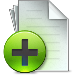 8 Add Document Icon Images