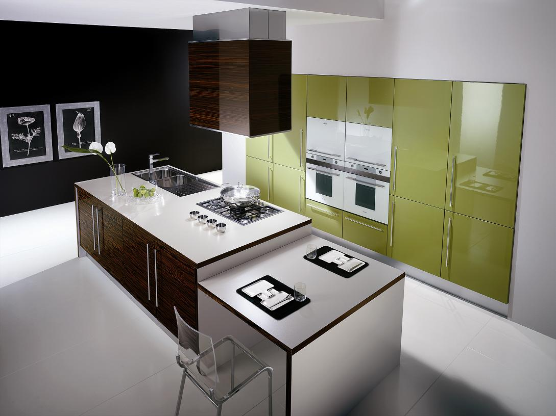 Contemporary Modern Kitchen Designs