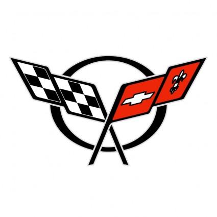 Corvette Logo Vector