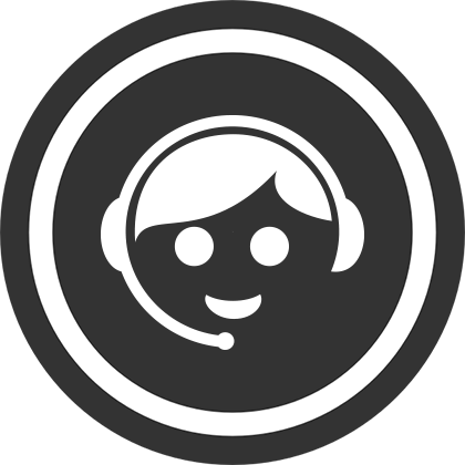 Help Desk Icon and Customer Service Help Desk Icon / Newdesignfile.com