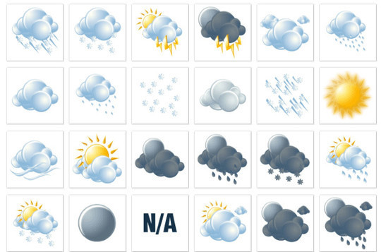 14 Weather Radar Icon Images