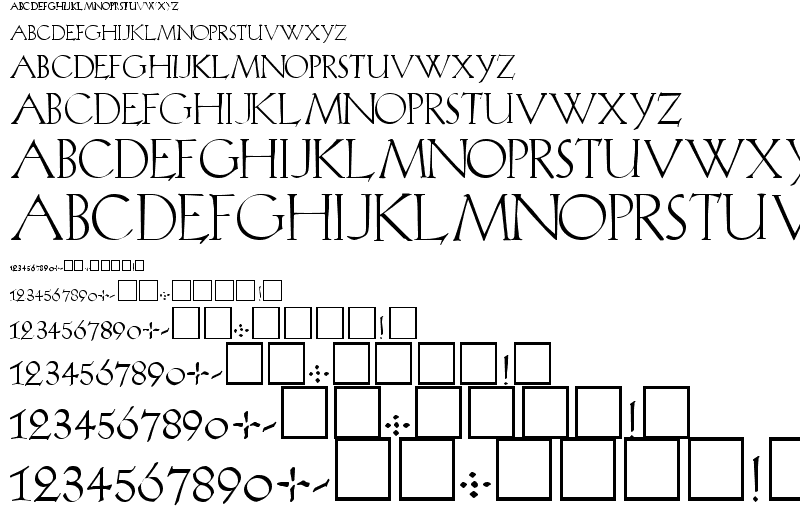 Frankfurter Font Free Download