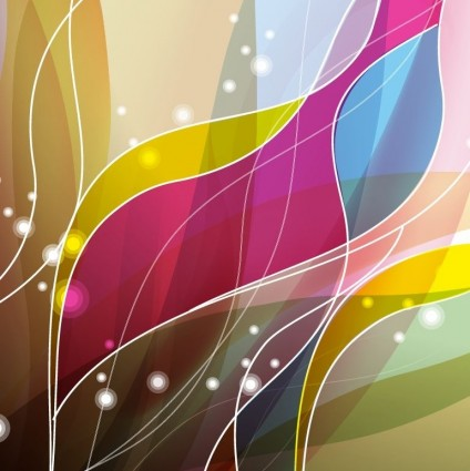 17 Large Abstract Background Vector Images