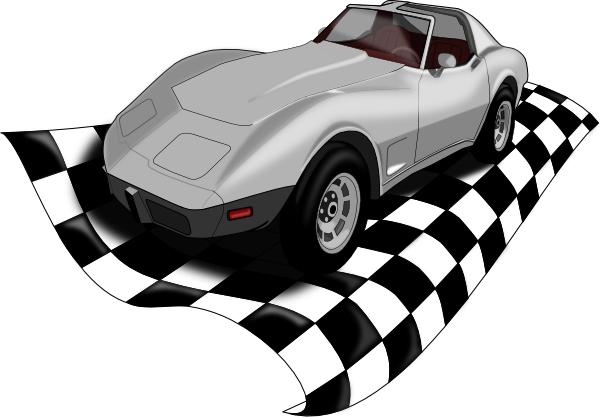 Free Corvette Clip Art