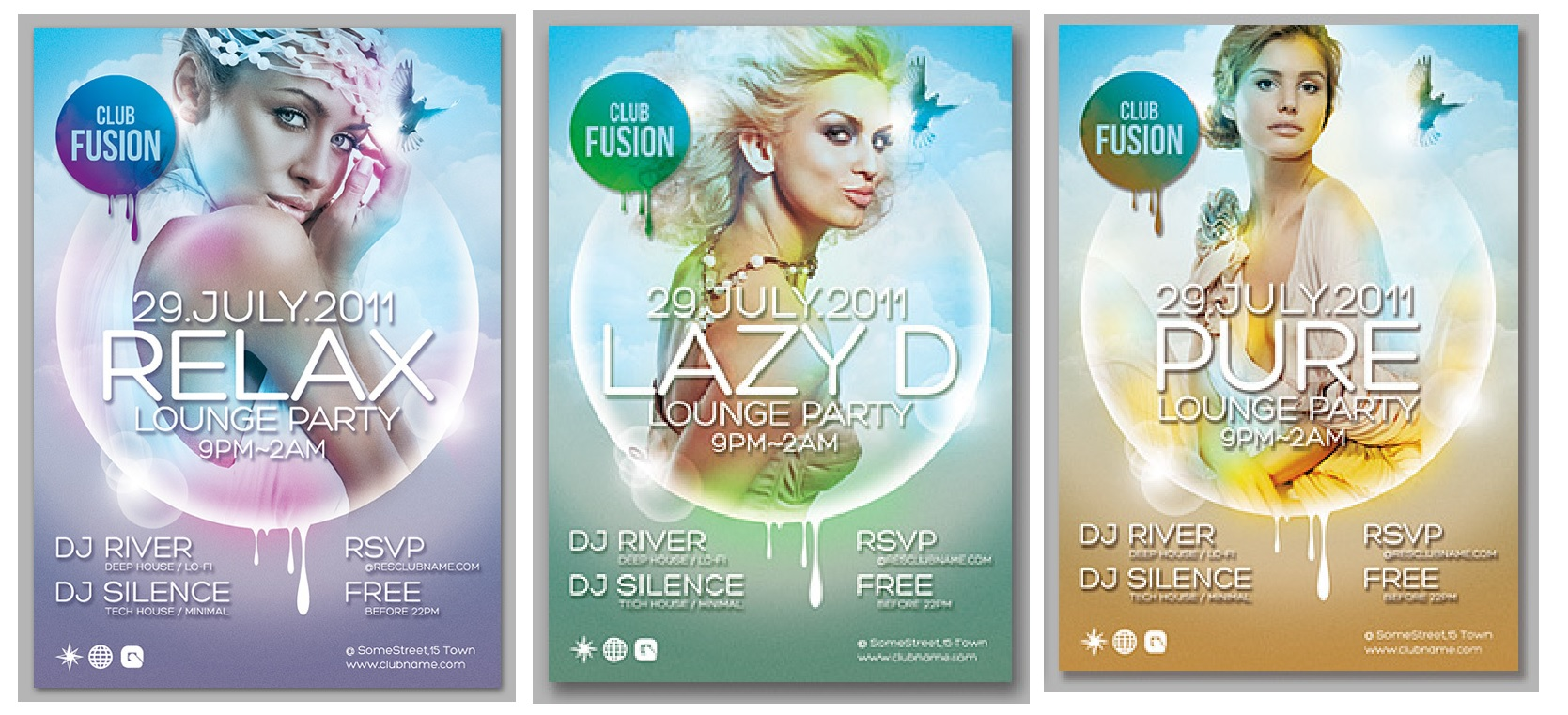 13 Poster Music Photoshop PSD Images - Photoshop PSD ...